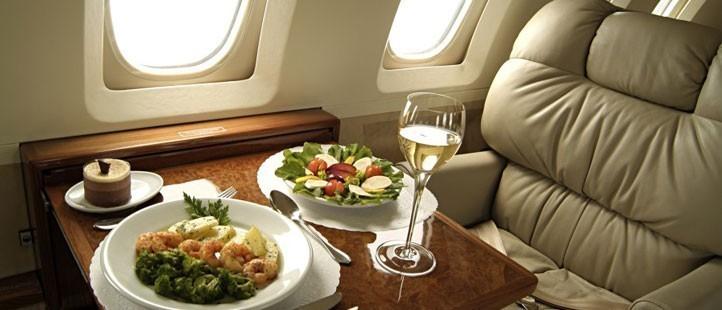 hrana-avion